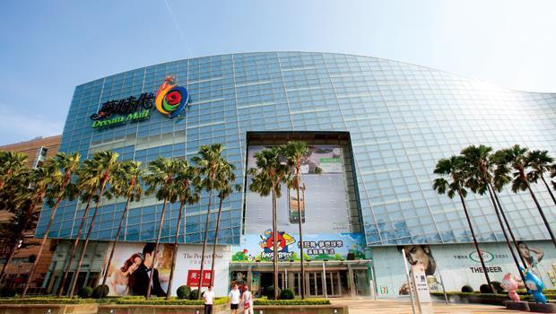 統一夢時代購物中心樓地板面積逾12萬坪,約為京華城的2倍大,斥資185億元成立,至今尚未獲利。
