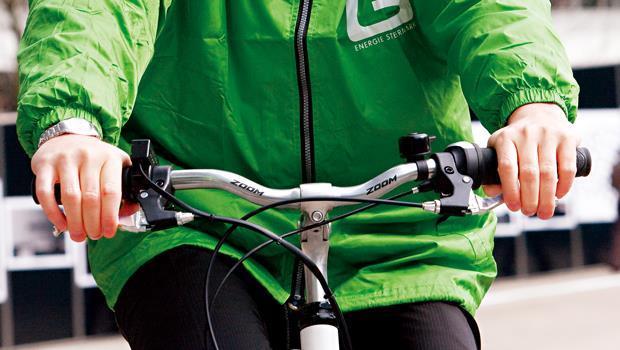 風行歐洲的電動車外型就像自行車,最大訴求就是日騎百里也不累。