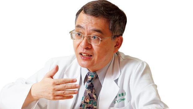 林口長庚醫院精神科系一般精神科主任、男性健康聯合門診主治醫師 陳景彥