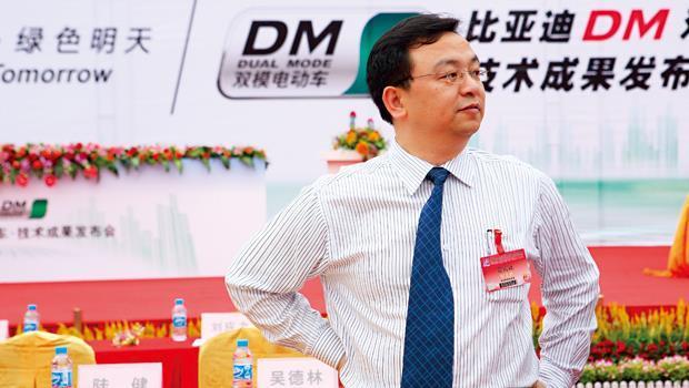 去年公開認錯後,王傳福今年大力唱好比亞迪,再引市場關注。