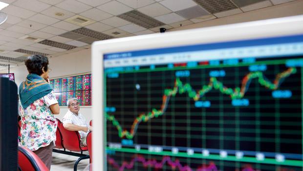 經過20 年漫長整理,這波金融股競爭力走勢強勁,吸引外資、股民。