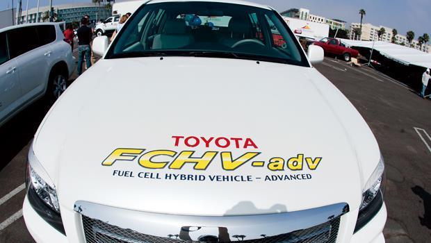 豐田推動氫氣車上路前,應先確定基礎設施到位,才能談及拓展市場。