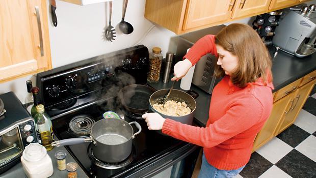 餐飲共享概念尚有另一層意涵:節約廚房裡的食材,減少浪費。