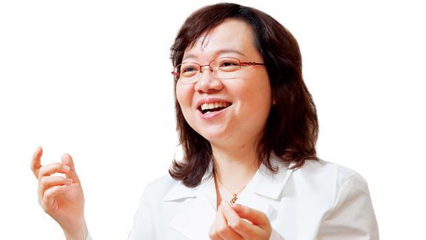 台大小兒部小兒神經科醫師、臺灣小兒神經醫學會理事 范碧娟