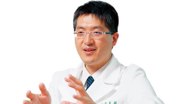 台北慈濟醫院腎臟內科主治醫師 郭克林