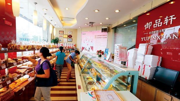 御品軒成功戰法:導入台灣先進麵包文化,引領產品與服務創新。