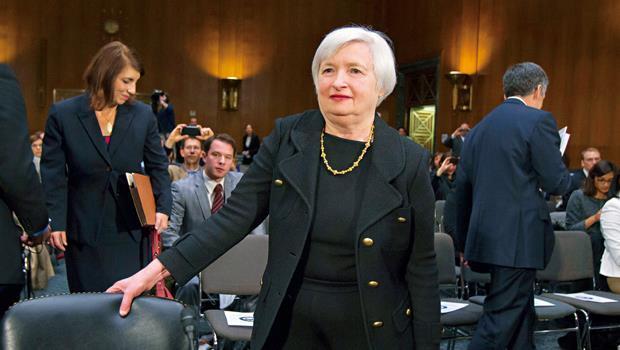 鴿派的葉倫將在明年2月出任聯準會主席,市場預期她將沿襲貨幣寬鬆政策,激勵美股續漲。