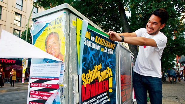 曾因貼太多活動海報被抓進警局的阿格里亞,深諳舉辦活動產業鏈的各方需求,創業靈感從中而生!