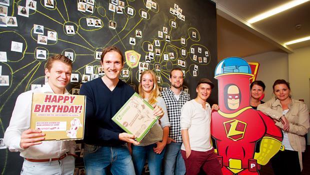 柏林 - 這裡除了藝術,就是新創公司。看準柏林人口來自近兩百國多元特性,讓Delivery Hero選在這設總部,成立不到三年,已跨進四大洲經營三千間餐館外送服務。