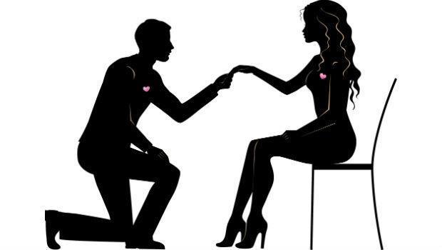 男人求婚一定要下跪?這不是浪漫,是公主病 - 商業周刊