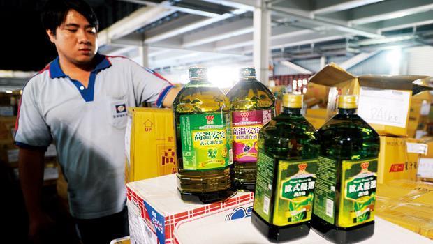 劣油事件導致通路下架味全油品,讓14 年前魏家購併的這個老品牌,商譽蒙灰。