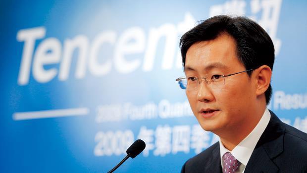 現年42歲的騰訊創辦人馬化騰,今年以新台幣2,256億元身價,榮登中國首富。
