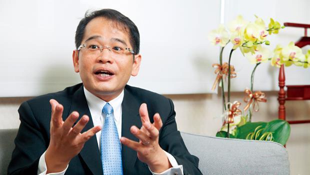 聯邦快遞台灣區總經理朱興榮強調,高附加價值才能為企業帶來利潤,「量,真的不是重點!」