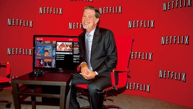 因為逾期還片被罰錢的經驗,讓Netflix創辦人兼執行長哈斯汀思考如何革新影片出租服務,促成了創業動機。