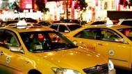 一個計程車司機大哥的「尊重」