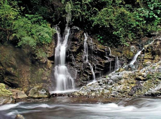 尋找最原始的溫暖 台灣野溪溫泉HIGH 10 - 商業周刊
