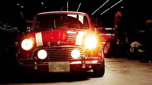 老車所代表的是一種對汽車設計或操控,純粹又原味的追求。