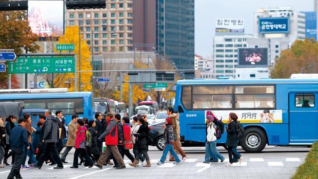 出口帶動韓國內需成長,金融、房地產股可望啟動補漲行情。