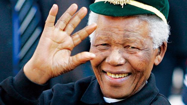 曼德拉的名字以及囚犯號碼46664,在南非是著名商標。