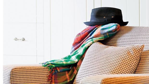 帽子、圍巾、毛衣、風衣,alive教你穿出冬季視覺亮點。