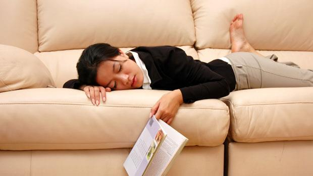 假日養生:3個壞習慣,讓你越休息越累