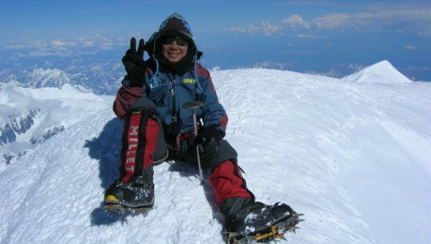 首位攀上珠峰的女冒險家:人生,就是要一路玩到掛