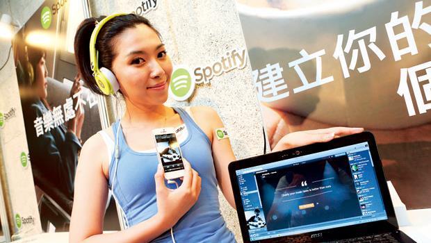 Spotify進軍台灣,付費會員定價1個月149元,和地頭蛇KKBOX一樣,較勁意味濃厚。