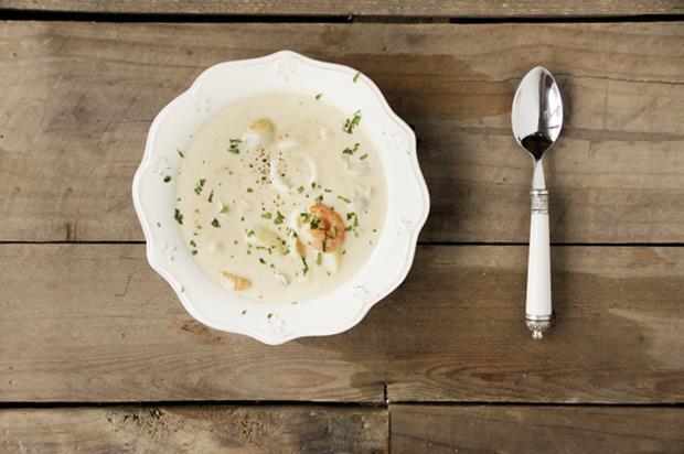 有了這碗湯,十個冷氣團也不怕(食譜)