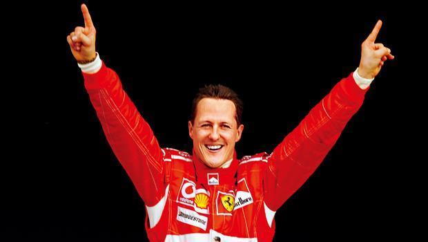 「車神」舒馬克(Michael Schumacher)