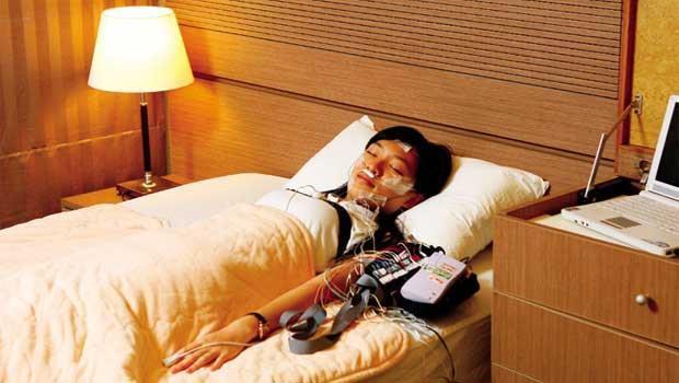 老是睡不好?來去睡眠中心睡一晚,該注意什麼?