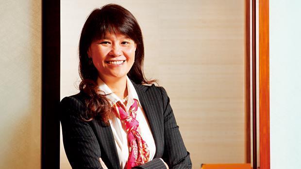 趨勢科技共同創辦人兼全球執行長 陳怡樺