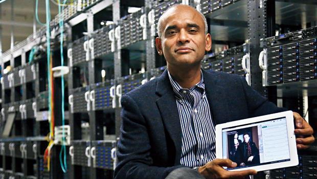 印裔美籍的切特‧卡諾加在2012年創辦Aereo,以硬幣大小的微型天線,撼動無線電視台每年33億美元的轉播金大餅。