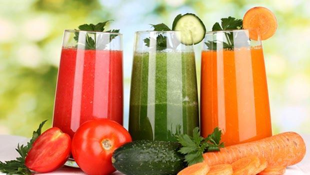喝蔬菜汁真的能夠「減肥養生」嗎?