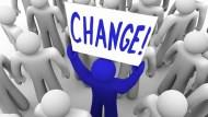 進行組織改革,不只要「對事」還要「對人」!