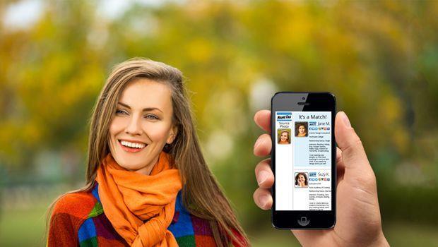 路上遇正妹,用這個App拍臉就能快速知道她是誰! - 商業周刊