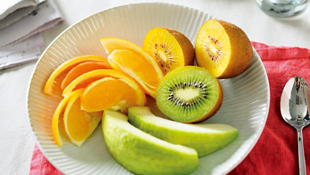 早上吃水果 把握黃金吸收期