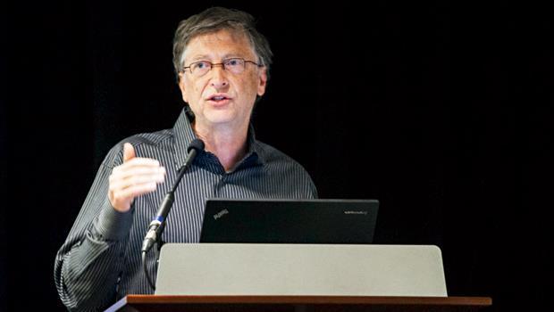 微軟曾讓比爾.蓋茲連續12年蟬聯《富比世》全球首富(1995~2007),2013年他仍以670億美元資產排名世界第2。