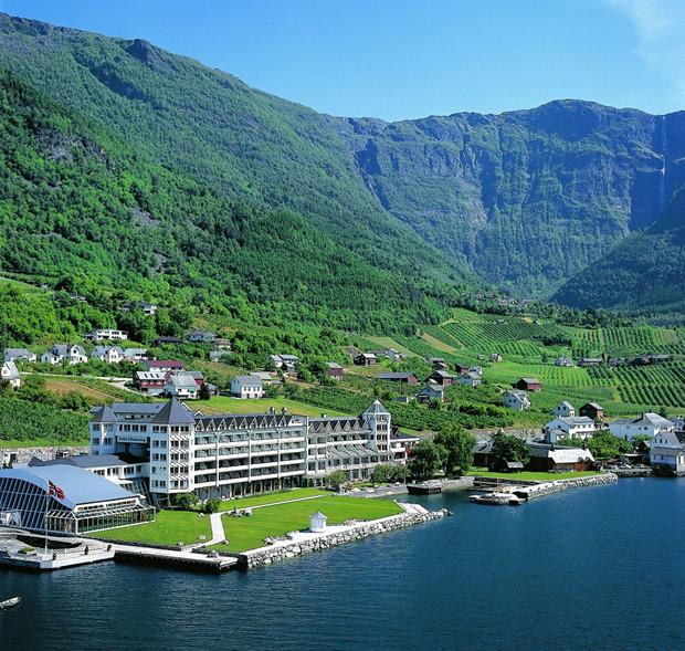 北歐幸福體驗 入住挪威峽灣百年旅館 - 商業周刊