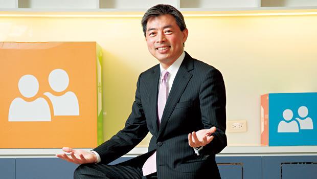 台灣微軟總經理 蔡恩全