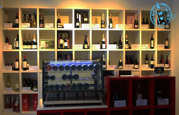 來這裡喝會「換季」的酒:她把葡萄酒當精品衣服賣