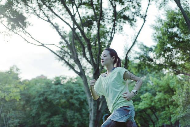 歐陽靖:跑步救了有憂鬱症、厭食症的我