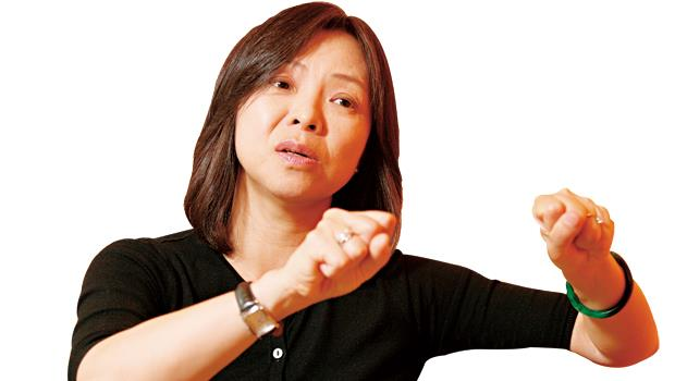 永豐銀行總經理 江威娜