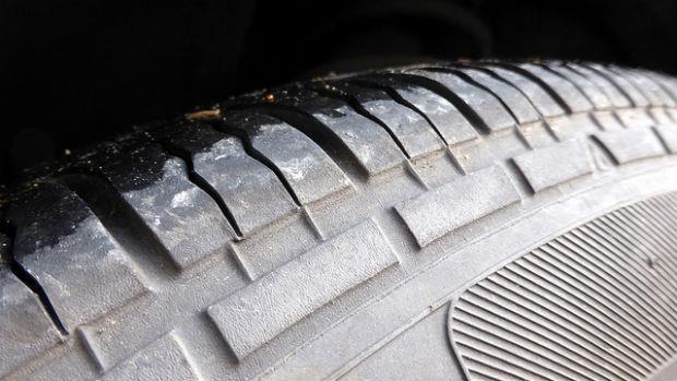 愛地球》石油OUT!用玉米油做的環保輪胎出現了