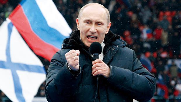 「給我20年,還你一個奇蹟的俄羅斯。」這是普欽對俄羅斯民眾的訴求,簡單卻能打入人心。