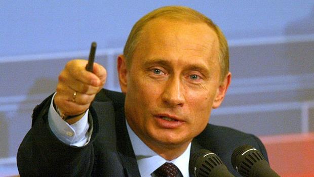 看美國如何警告俄國,學多益必考題