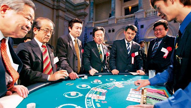 日本將賭場合法化,亦是「安倍經濟學」的一部分。