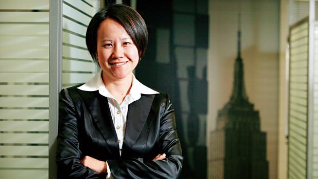 摩根資產管理集團台灣區負責人、摩根投信董事長 石恬華
