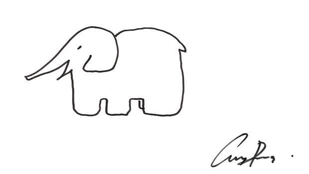 意指房間裡明明有隻大象,大家卻裝作沒看到,刻意忽略,甚至告訴自已不該看到。