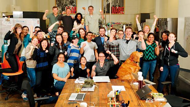 矽谷新創食品公司漢普頓克里克,成員來自四面八方,包含廚師、分子生物學家、食品科學家與電影製片,研發的植物蛋讓李嘉誠也說讚!