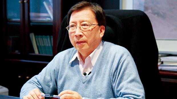 前行政院長 劉兆玄